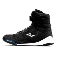 Боксерки Pro Elite High Top 6,5 черн/бел. (арт. P00001075 6,5 BK/WH)