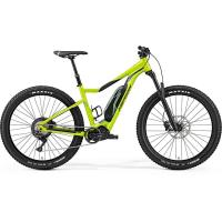 Велосипед Merida eBig.Trail 600 SilkGreen/Black 2019 L(49cm)