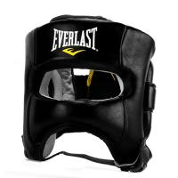 Шлем Elite Leather LXL черн. (арт. P00000681 LXL BK)